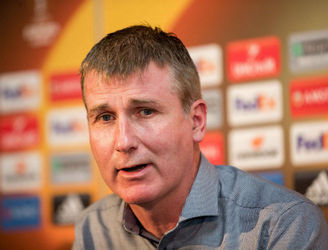 "Stephen Kenny hopes Dundalk ""can top two leagues tonight"""