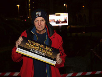 WATCH: Newstalk sleeps rough for Focus Ireland's Shine A Light campaign