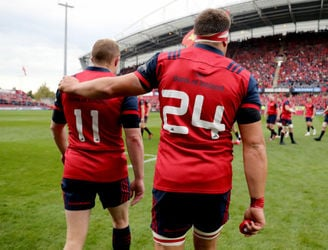 GALLERY: An emotional day at Thomond Park in pictures as Munster remember Anthony Foley
