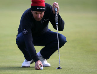 Padraig Harrington one stroke off the lead heading into final round of the Portugal Masters