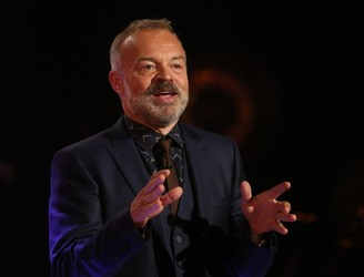 Graham Norton speaks to the 'Pat Kenny Show' about his debut novel, 'Holding'