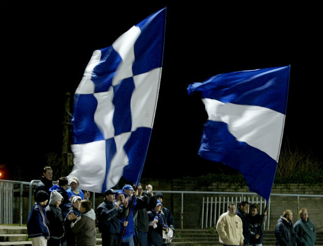 Waterford United, fans,