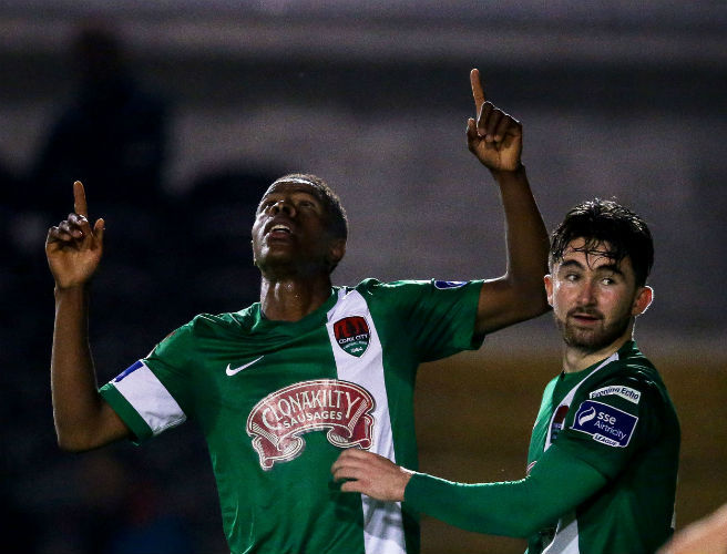 Cork City, Chiedozie Ogbene, Sean Maguire