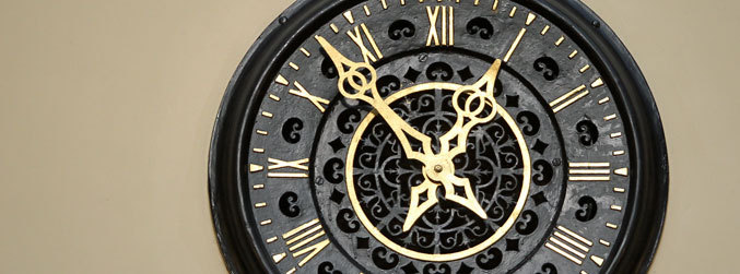 Is time up on putting back the clock? MEP calls for a change