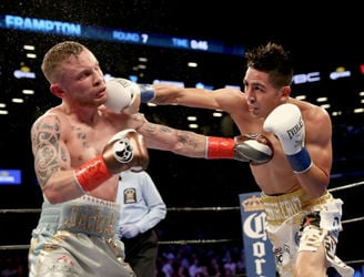 Carl Frampton set for Las Vegas rematch with Leo Santa Cruz