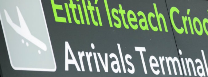 Number of trips to Ireland between July and September increased by 10.5%