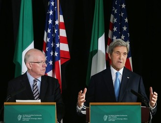 John Kerry: NI Peace Process serves as a model for ending global conflict