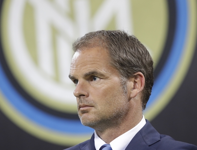 Frank de Boer, football, Inter Milan,