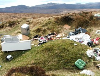 CCTV to monitor parts of Dublin and Wicklow Mountains to help curb illegal dumping