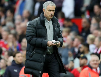 Jose Mourinho charged by the FA for the second time in a week