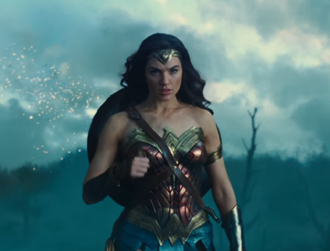 WATCH: 'Wonder Woman' stops plenty of bullets in new trailer