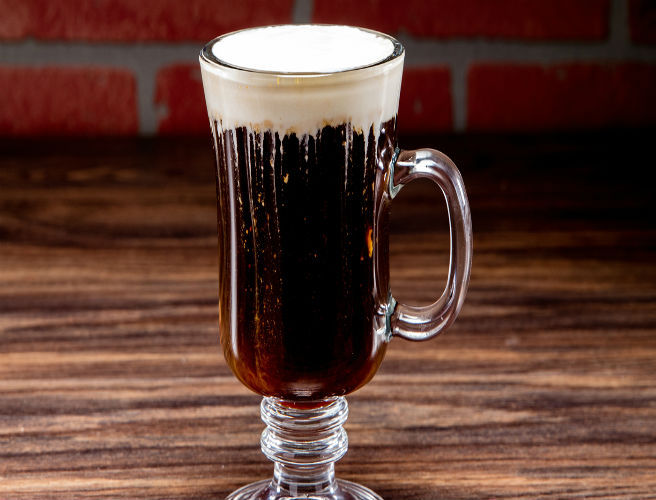 Cocktails on The Tom Dunne Show : The Perfect Irish Coffee