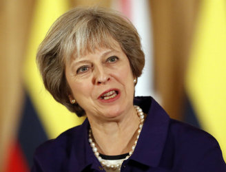 US 'surprised' by May's criticism of Israel stance