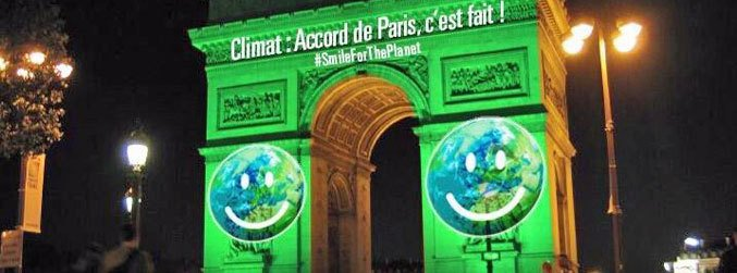 Paris Agreement on Climate Change comes into effect