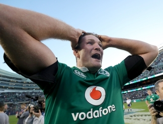 Twitter reacts to Ireland's epic win over New Zealand