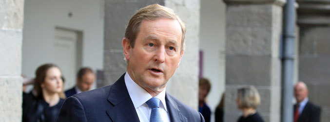 """There is a world beyond and after Brexit"" - Enda Kenny tells summit"