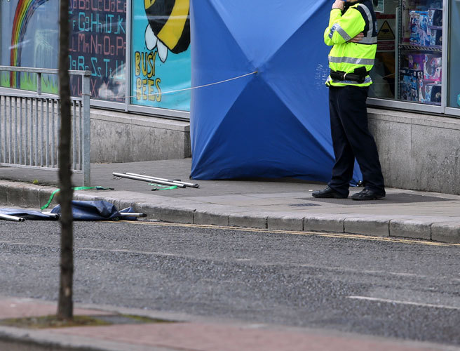 Man goes on trial for murder of Dublin shopkeeper