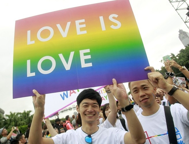 Taiwan gets ready to become the first Asian country to say 'I do' to marriage equality