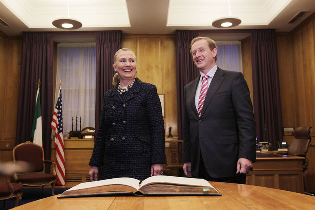 After Trump wins, Taoiseach rows back on rhetoric about tycoon
