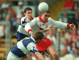 Former Tyrone footballer joins Donegal backroom staff