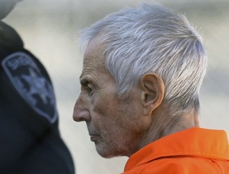 In other New York property mogul news, Robert Durst pleads not guilty to murder