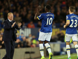 Ronald Koeman admits Lukaku will have to leave Everton eventually to fulfil his potential