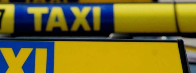 Should new taxi drivers have to take an English test?