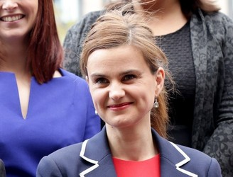 Protest by prison officers in England leads to delay in Jo Cox murder trial