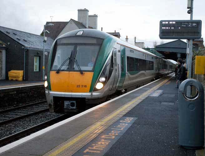 Gardaí investigating racist tirade on Limerick train