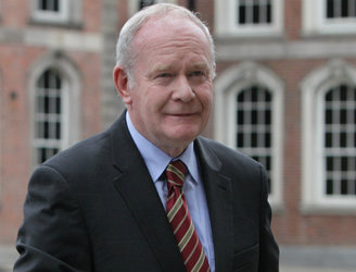 Martin McGuinness says he never suspected any wrongdoing in sale of Project Eagle
