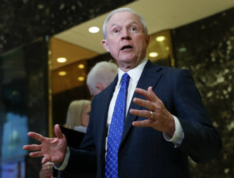 Senate panel advances Sessions' attorney general nomination