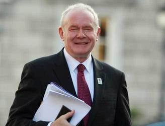 Threat to peace process from Brexit should not be underplayed - McGuinness