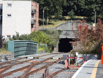 WATCH: Phoenix Park Tunnel re-opens to commuter trains for first time since 1877