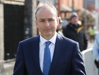 Fianna Fáil maintain lead over Fine Gael in latest poll