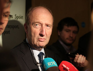 Shane Ross 'fundamentally endangering basic principle of democracy', Martin claims