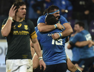 South Africa's loss to Italy gives Ireland a potential 2019 World Cup boost
