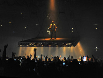 Kanye West cancels remaining US tour dates following series of on-stage rants