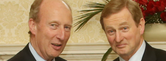 Taoiseach says reports of row with Shane Ross at Cabinet meeting have been 'greatly exaggerated'
