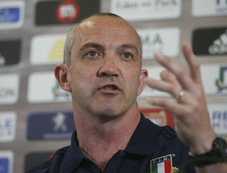 Italy head coach Conor O'Shea highlights the exciting progress made by his team after beating South Africa