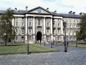 Trinity College plan new student accommodation with €70m EIB loan