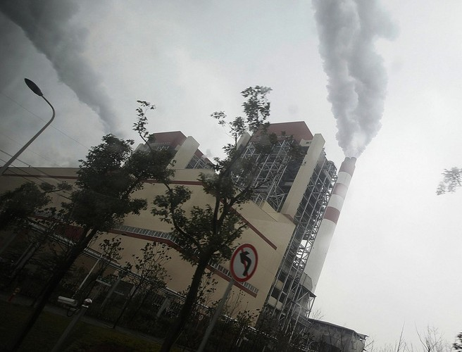 Dozens dead in China after power station collapse
