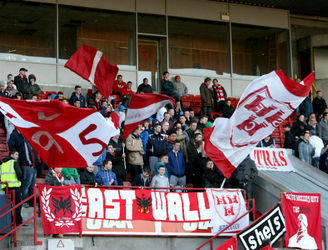 Shelbourne fan's group calls for a boycott of the club