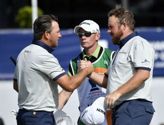 Ireland finish in 9th as Denmark are World Golf Champions