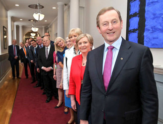 Does Ireland need more experienced Cabinet ministers?