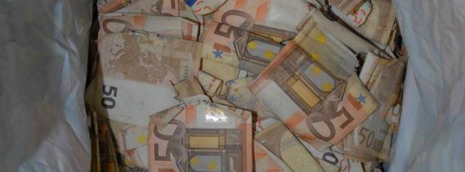 Criminal Assets Bureau sieze €60,000 and a luxury car