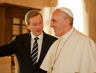 Pope Francis to visit Ireland in 2018, Taoiseach confirms
