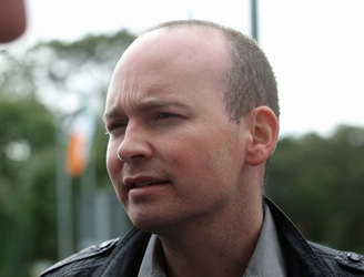 Jury is sworn in for Paul Murphy Jobstown trial