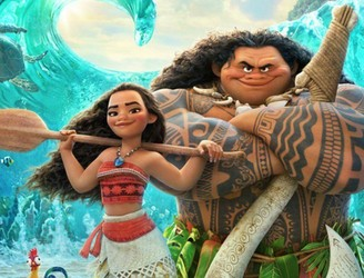 Review: A toe-tapping treat, 'Moana' caps off a bumper year for Disney animation