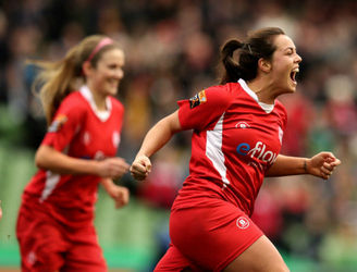 Shelbourne win the FAI Women's National League