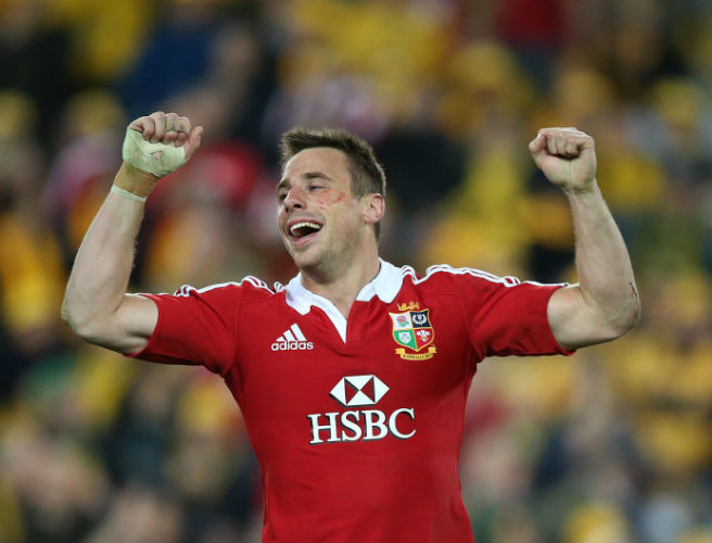 Tommy Bowe would love to cap his comeback season with a place on a third Lions tour